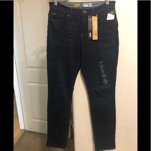 Lee Skinny Jeans Size 8 medium